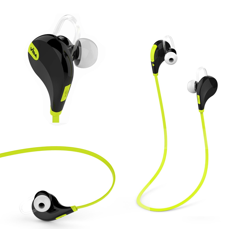 sport bluetooth in ear kopfh rer ohrh rer kabellos binaural mit mikrofon handy ebay. Black Bedroom Furniture Sets. Home Design Ideas